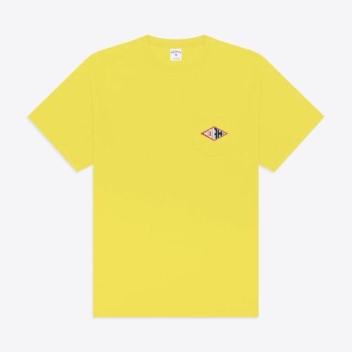 Shaper Pocket Tee(Cyber Yellow)