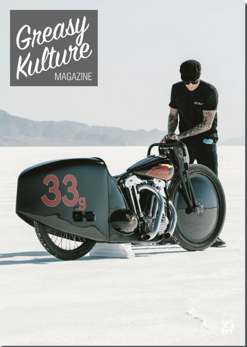 Greasy Kulture magazine issue#64
