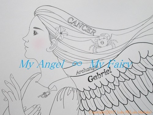 Archangel Gabriel / CANCER