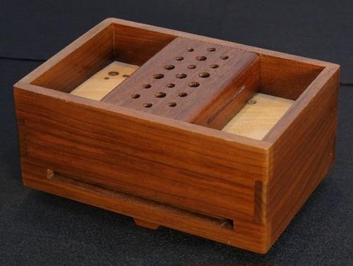 楽器オルゴール カードタイプ(純正律)CM-3-EMI