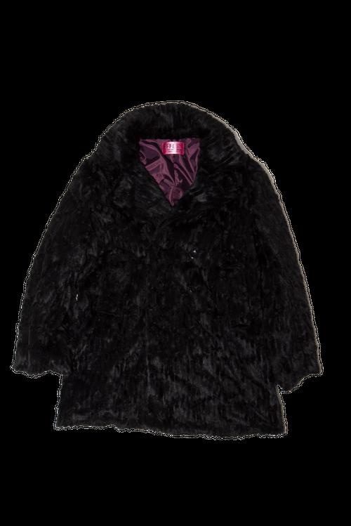 [予約商品]EFFECTEN(エフェクテン) whisper of sprout fur coat