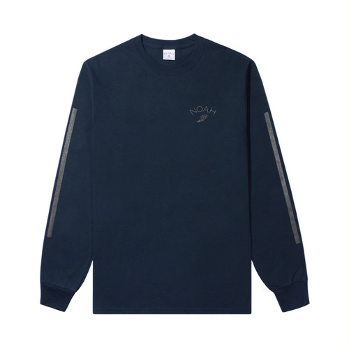 Winged Foot L/S Tee(Navy)