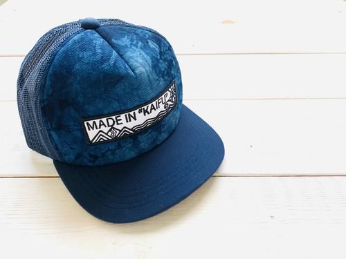 YOSHIDA CAPS × iBB original cap 【MADE IN KAIFU】