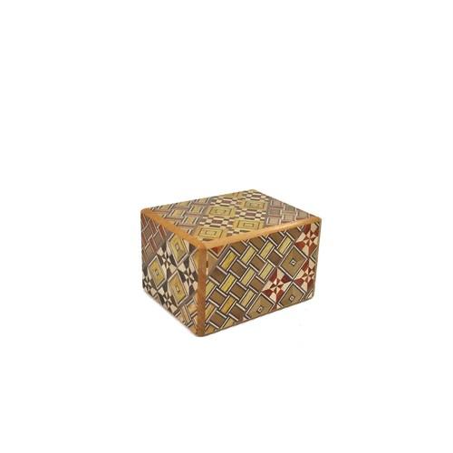 Himitsubako puzzle box 2sun 5times