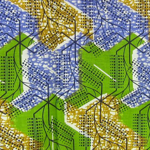 アフリカンプリント 72 / African Waxprint 72
