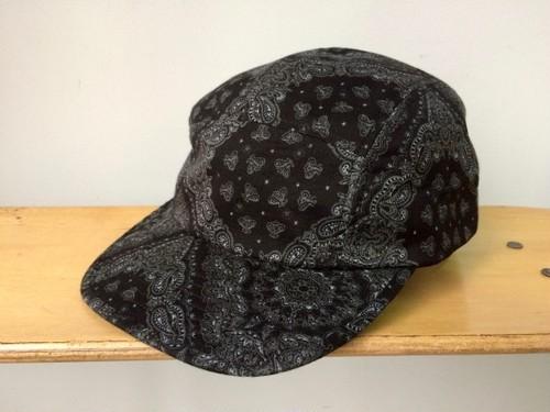 [ 坩堝 ] PAISLEY 5PANEL CAP