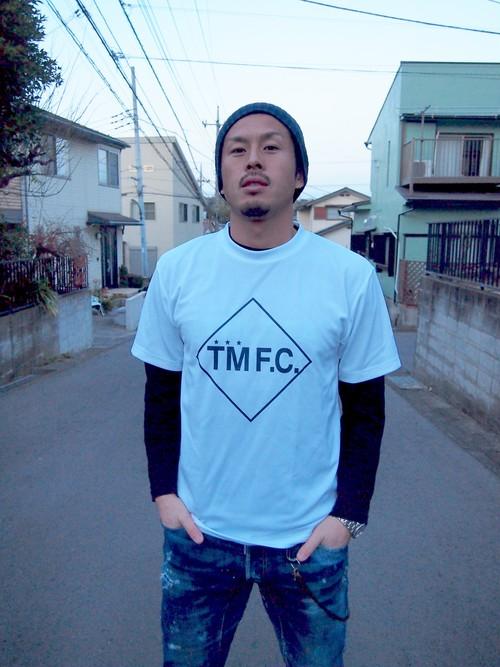 TMFC ファミリーTシャツ ホワイト