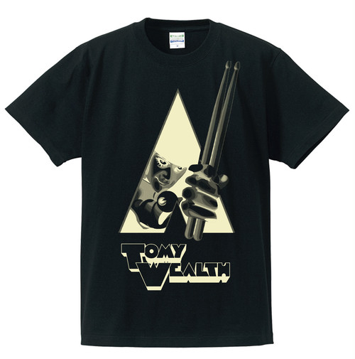 【Tomy Wealth】 Clockwork T-Shirts