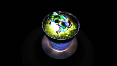 Healing lamp 七色蛙 ver.2
