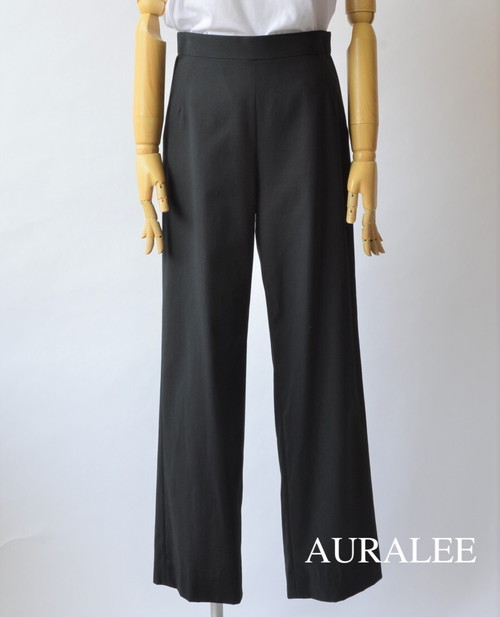 AURALEE/オーラリー ・Hard Twist Gabardine Slacks