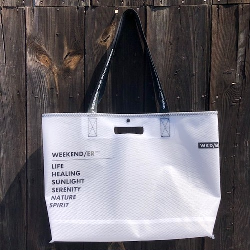 GHOST TEX tote Mid