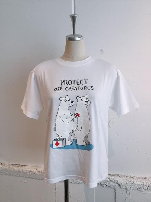 MUVEIL  Tiffany Cooper Tシャツ