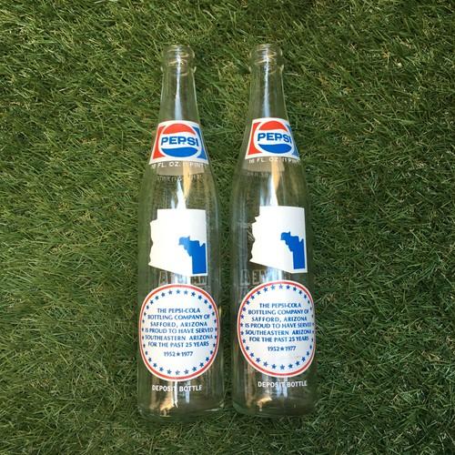 ビンテージ  70's pepsicola ボトル