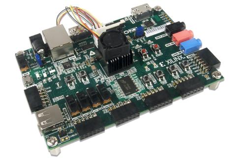 Zybo Z7-20(SDSoCバウチャー付き)型番:471-015 Zyboのニューバージョン