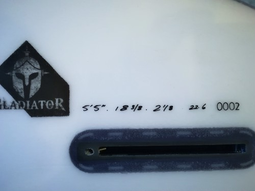 Christiaan Bradley LC6 Gladiator 22.6cl