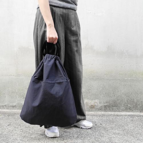 203ABG08 Fabric knapsack 'drawstring' バックパック/リュック