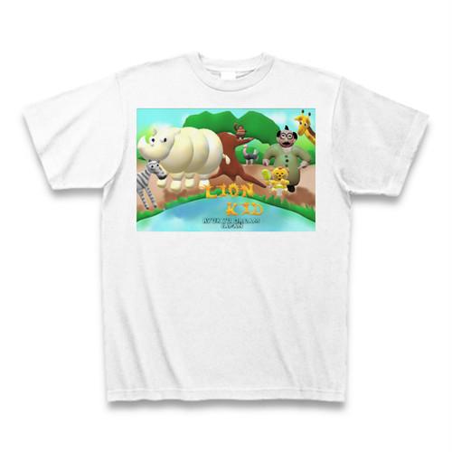 「Drムックル―と動物たち」Tシャツ