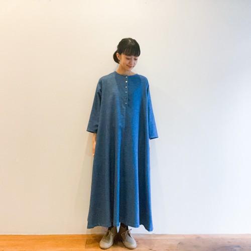 C-71088 Yak Wool/Cotton Dress