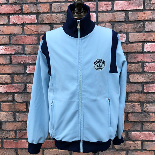 1980s Club Adidas Track Top Produced by Descente 6