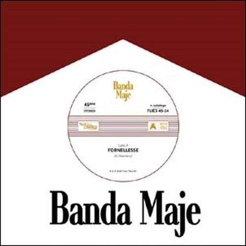 """【ラスト1/7""""】Banda Maje - Fornellesse / Bianco rosso e verdone"""