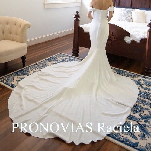 PRONOVIAS Raciela / プロノビアス ラシエラ(US4)
