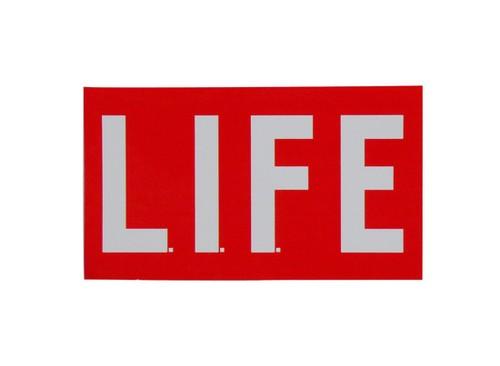 L.I.F.E Sticker