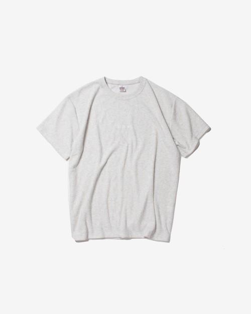 PILE T-SHIRT / WHITE