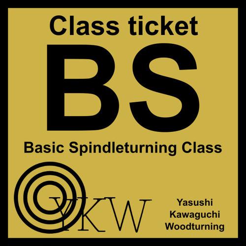 YKW BS Class ticket