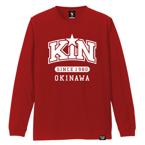 KIN TOWN LONG SLEEVE TEE