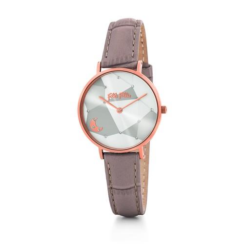 STARGAZE ムーンレザーウォッチ/腕時計