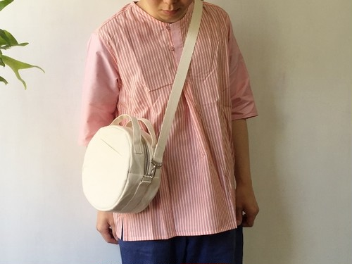 【受注製作】DOT BAG|WHITE