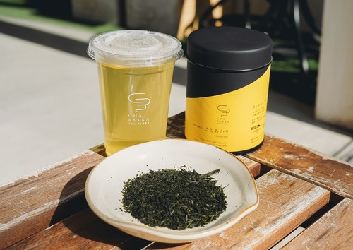 さえあかり - 浅蒸し煎茶 - (Canister big TYPE)