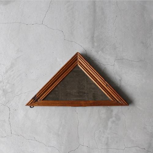 PUEBCO DIAGRAM MIRROR Isosceles Triangle(プエブコ ダイアグラムミラー 二等辺三角形)