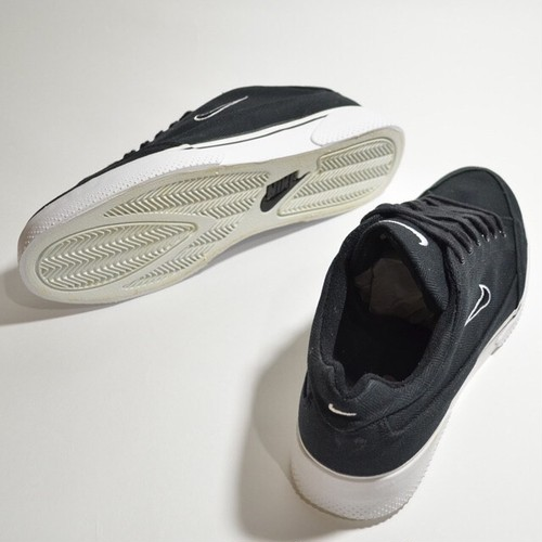 Deadstock★ 90's Nike GTS CANVAS PLUS(BLACK / WHITE)