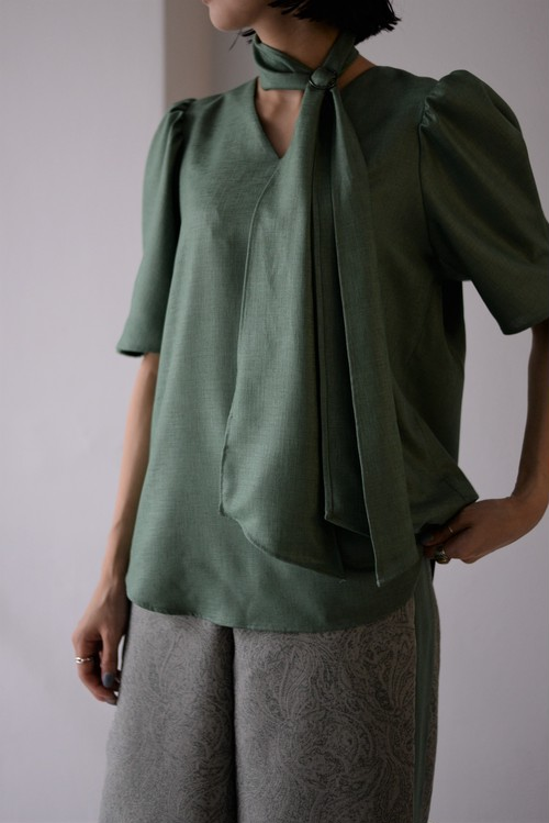 ROOM211 / Reche blouse