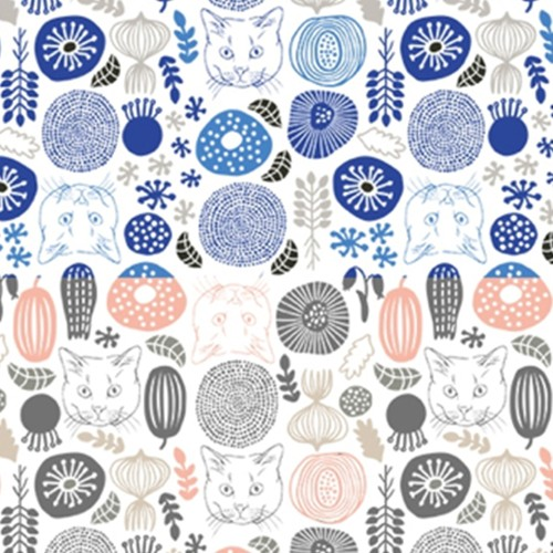 Nordic pattern No.1/Portraits of Dogs, Cats and Pets