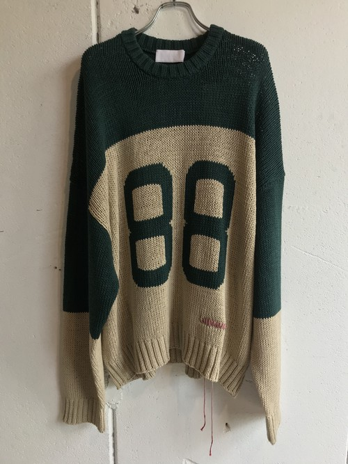 NEON SIGN eighty-eight jumper