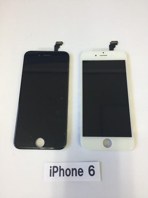 iPhone 6 修理用 フロントディスプレイガラス+液晶(LCD)+タッチパネル