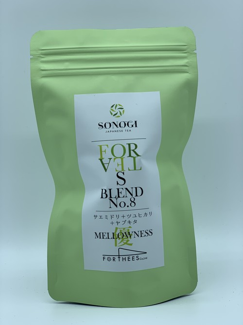 FORTHEES BLEND [優]  no.8 MELLOWNESS