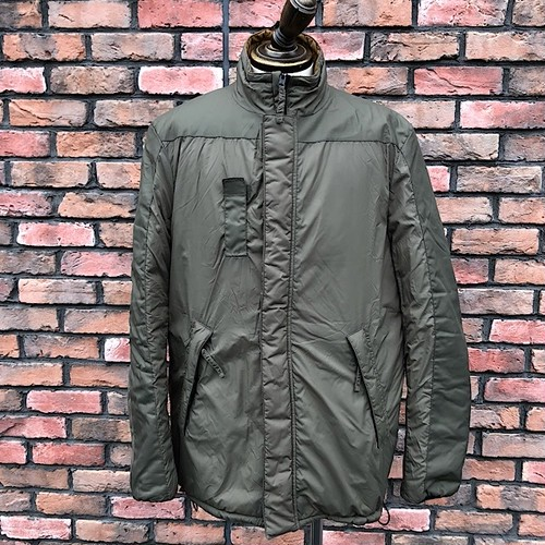 Deadstock Dutch Army Riversible Softy Jacket Medium