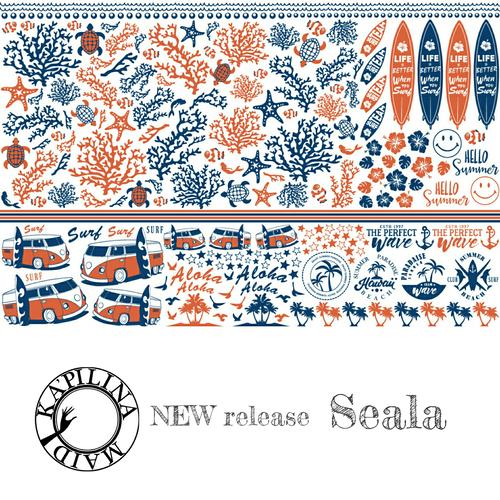 Seala シーラ A3サイズ(ポーセリンアート用転写紙)