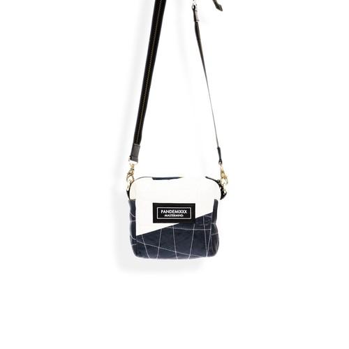 """"""" GREEN LINE """"  shoulder bag #2"""
