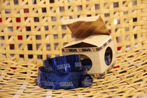 メタルバーテープ ブルー