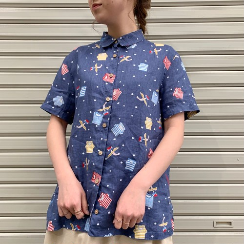 (LOOK) design s/s shirt