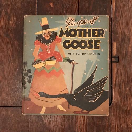 The POP-UP MOTHER GOOSE / Harold B. Lentz