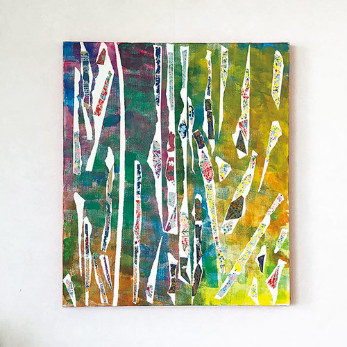 エネルギーアート 「春の桜」