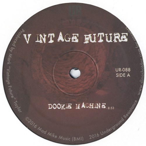 VINTAGE FUTURE - Dookie Machine (12inch)