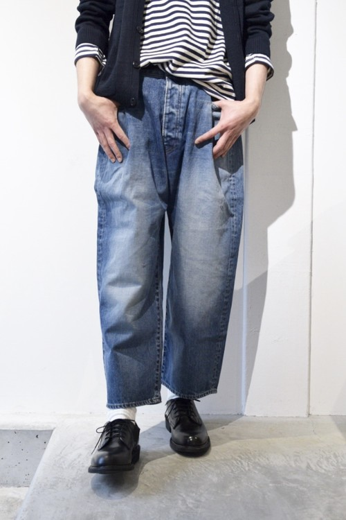 【ORDINARY FITS】TACK 5P DENIM used