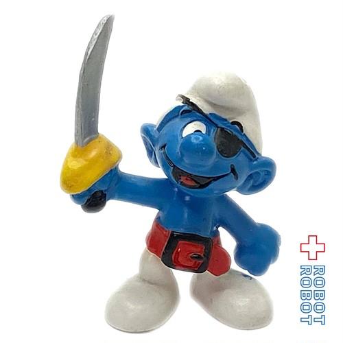 スマーフ 海賊 #20104 PVC フィギュア