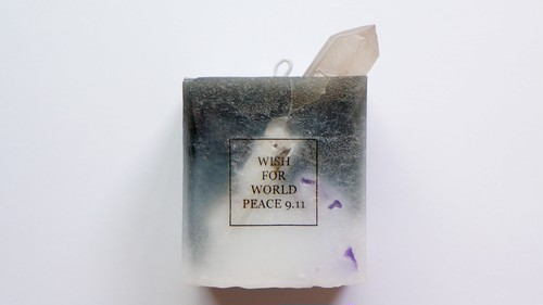 CRYSTAL MODEL / WISH FOR WORLD PEACE 9.11